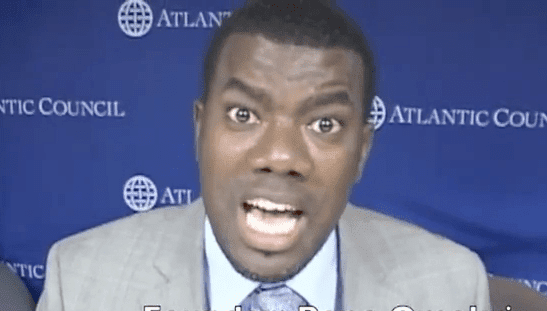 Image result for Praying to God to kill your enemy is wrong – Reno Omokri