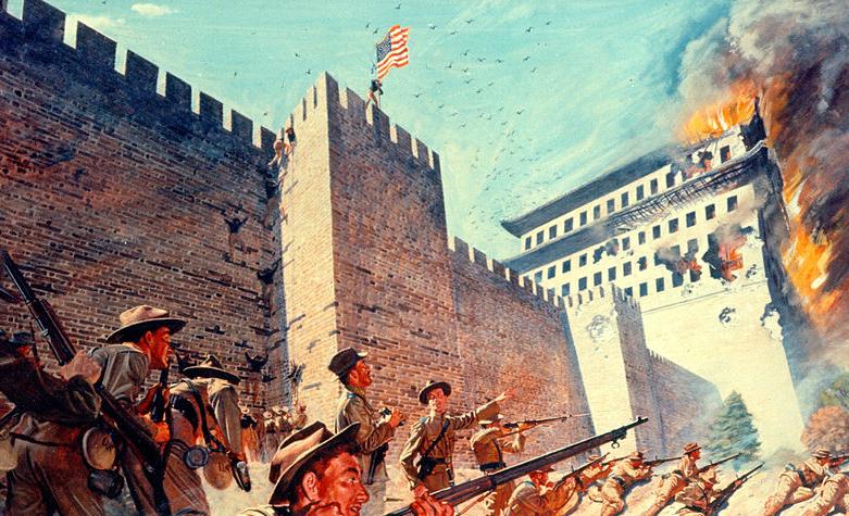 Kristenisasi Tiongkok dan Pemberontakan Boxer