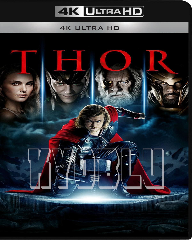 Thor [2011] [UHD] [2160p] [Latino]