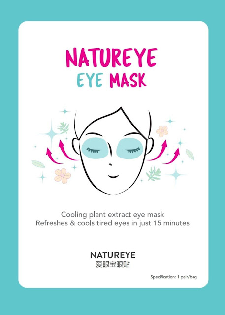 Natureye Eye Mask Singapore Review