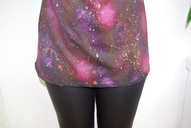 Upcyling Galaxy Lupita Milchmonster