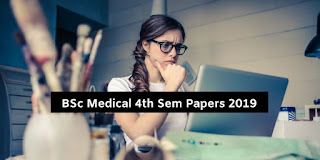 Mdu BSc Medical 4th Sem Question Papers 2019