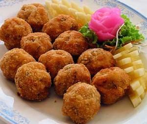 Resep Bakso Goreng Ayam Enak dan Sehat
