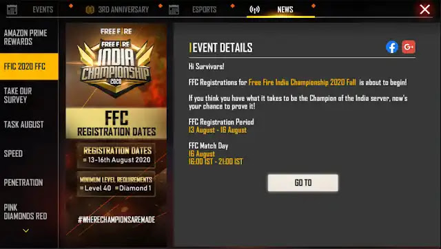 This huge surprise came to light when a famous YouTuber, Free Fire Gamer's Zone, alleged that the officials were getting to introduce an occasion that might reward players with free Elite Passes. He features a pretty strong record when it involves predicting upcoming Free Fire content.