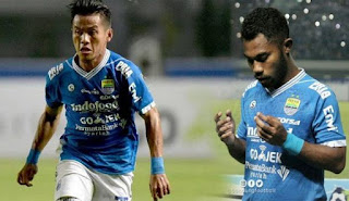Ghozali dan Ardi Kembali Main, Persib Bandung Siap Bangkit Lawan Persipura