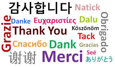 Berbagai Macam Bahasa - Sekitar Dunia Unik