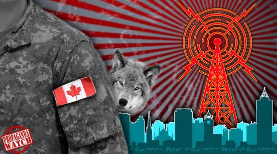 propaganda social control military Canada psychological warfare psyops authoritarianism