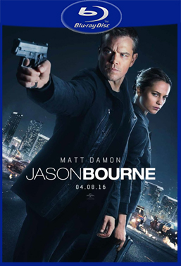 Jason Bourne (2016) Web-DL 720p/1080p Torrent Dublado