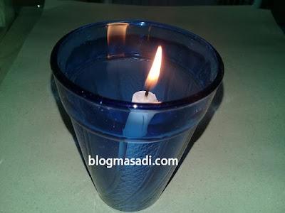 Tips agar lilin menyala tahan lama