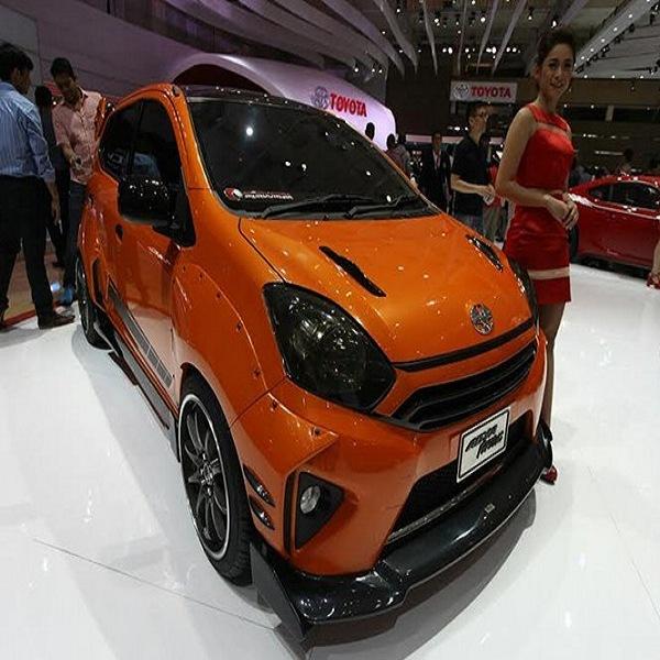 Modifikasi mobil agya terbaru trd s g e ayla bagian dalam ...