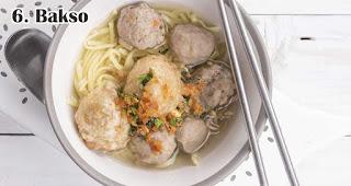 Bakso merupakan salah satu ide menu olahan dari daging kurban khas orang Indonesia