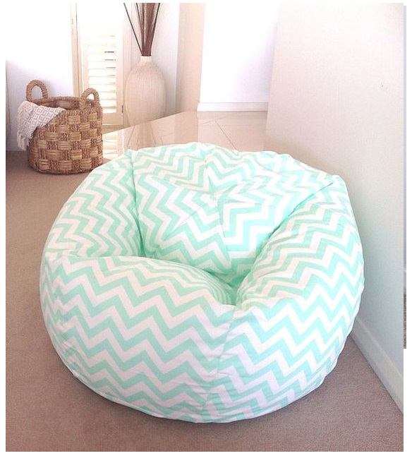 best beautyfull cute bean bag lounge chair for living room, and family room 2
