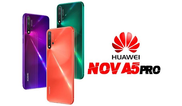 سعر ومواصفات هواوي Huawei Nova 5 Pro في الاسواق
