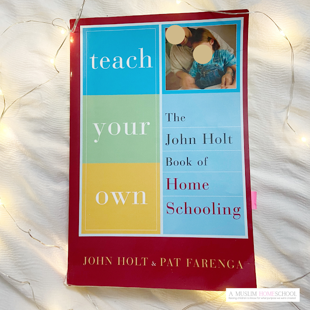 teach your own - homeschool book recommendation