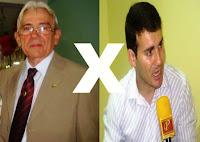 Vereadores Paulo e Ataíde voltam a trocar farpas na reunião da Câmara Municipal de Picuí