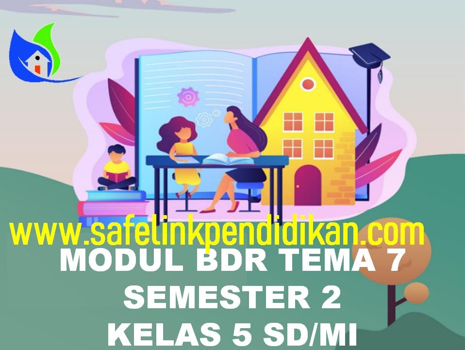 Modul BDR Semester Genap Tema 7