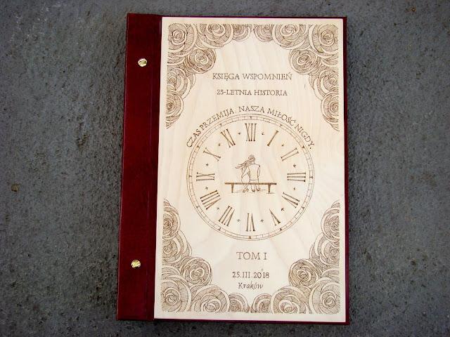 personalizowana księga na rocznicę IfGift