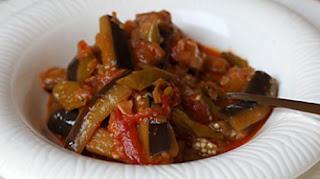 Eggplant Mousaka (Patlican Musakka)