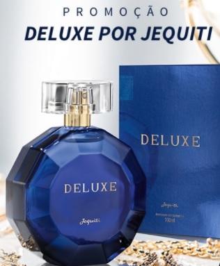 Deluxe Por Jequiti Concorra Novo Perfume Lançamento