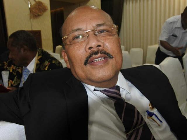 Anggiat Situmorang Prioritas Perbaikan SDM di RSUD Jayapura