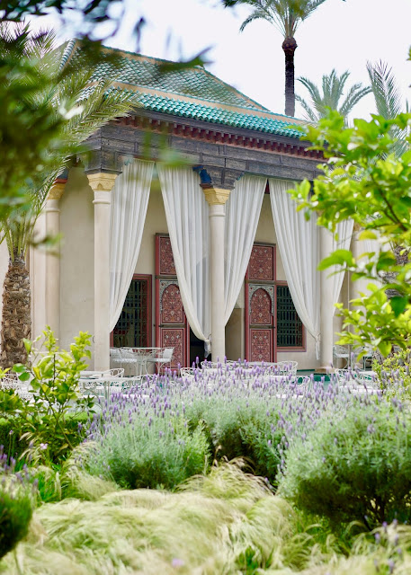 LE JARDIN SECRET, MARRAKECH MOROCCO