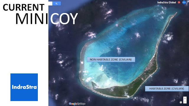 Current Island of Minicoy - IndraStra Global