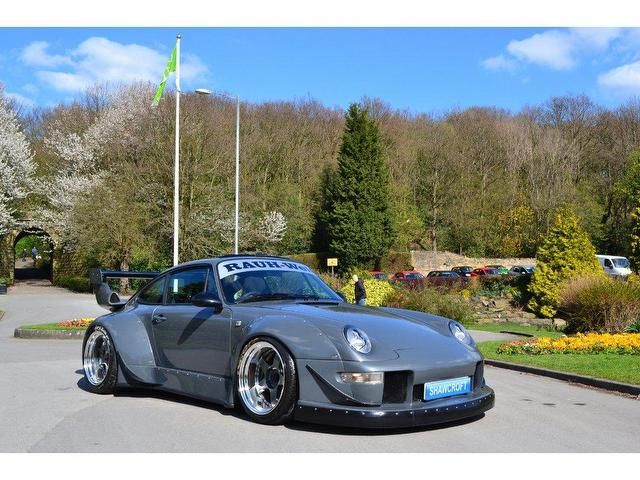Classic Cars Authority: Spotted for Sale: Rauh-Welt Begriff