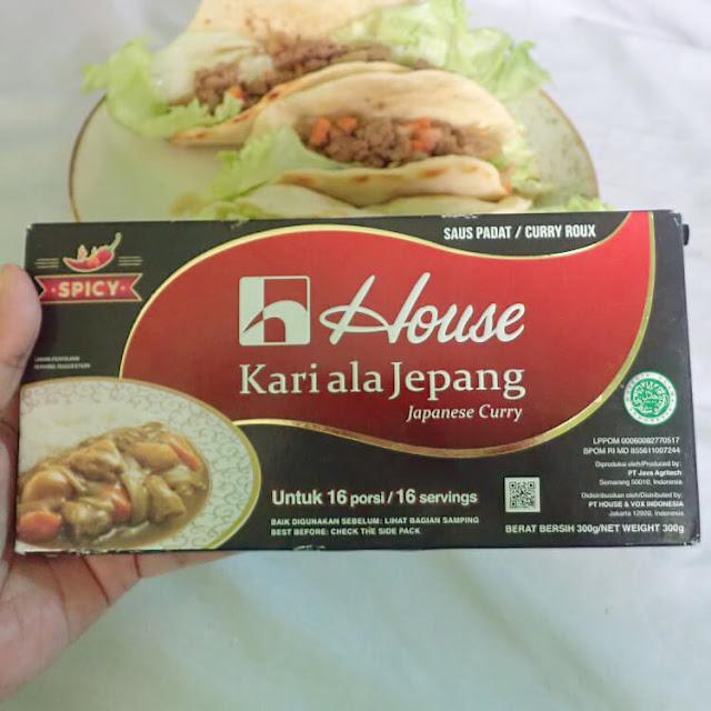 kari jepang halal