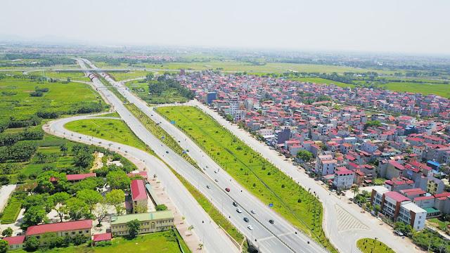 Mua bán các dự án nhà đất nền thổ cư bất động sản tại Sóc Sơn Hà Nội