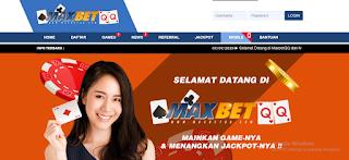 Maxbet situs judi Pokerqq online terbaik