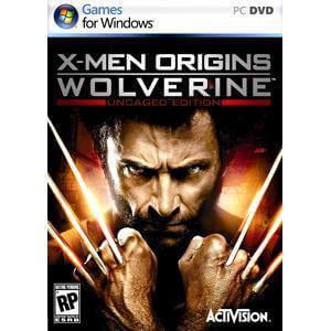 download game pc X-men origins wolverine