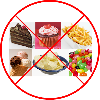 limit sugar items