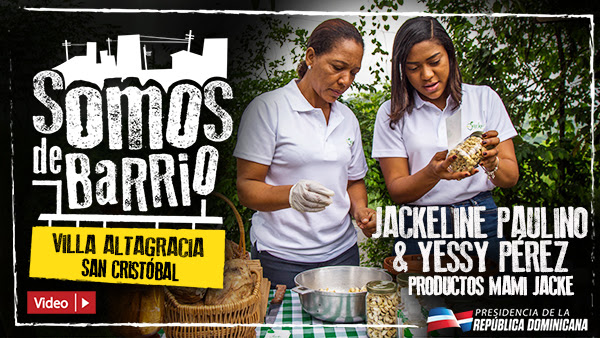 VIDEO: Jackeline Paulino & Yessy Pérez. Productos Mami Jacke