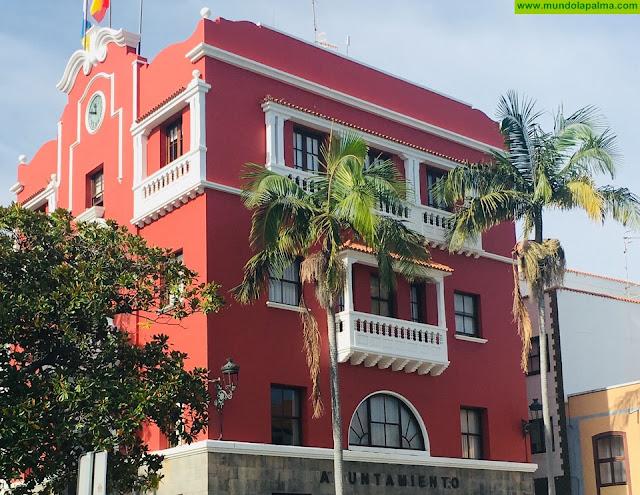 El Ayuntamiento de San Andrés y Sauces hace efectivas 98 becas al transporte para estudiantes del municipio