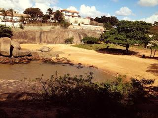 Praia das Castanheiras - Ilha do Frade em Vitória