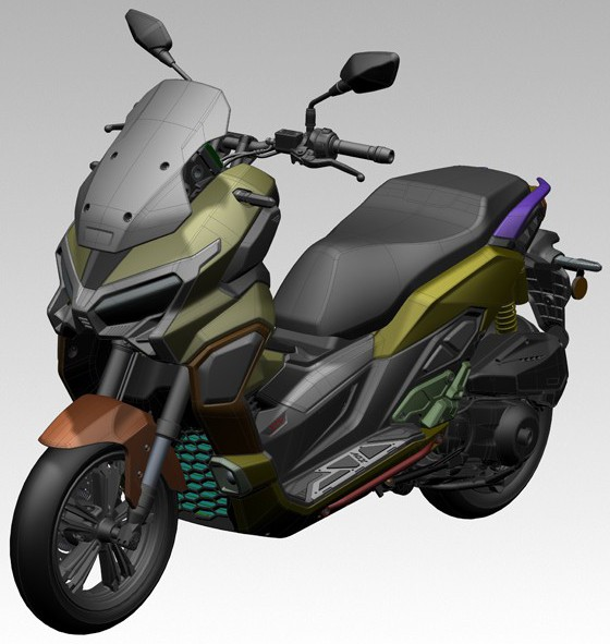 Honda ADV350,honda ady 350,honda adv350 thailand,honda ady 350cc,honda adv 350 price philippines, honda adv 350 specs,honda ady 350 news,all new honda adv 350