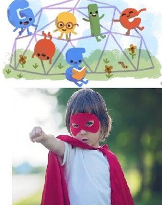 جوجل تحتفل بيوم الطفل وأهم معلومات حول يوم الطفل العالمي