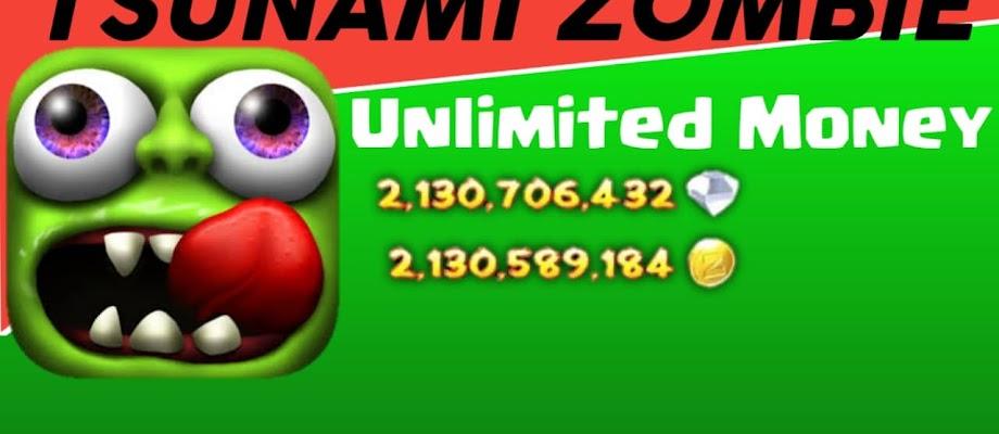 Free Download Zombie Tsunami Unlimited Money v4.1.4