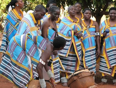 South African Venda Women