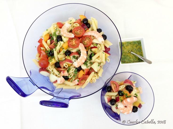 pasta-fruta-mesa