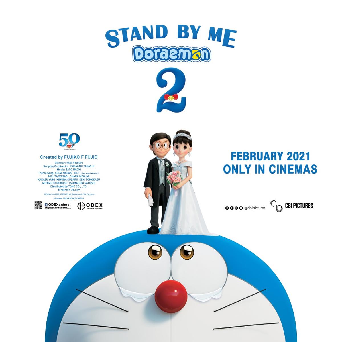 Filem Animasi Stand by Me Doraemon 2