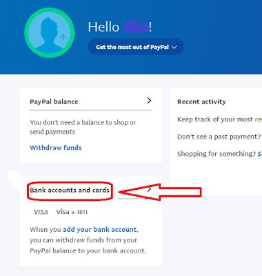 Cách liên kết PayPal