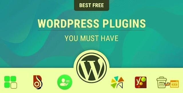 Best Free WordPress Plugins (NEW) for 2020