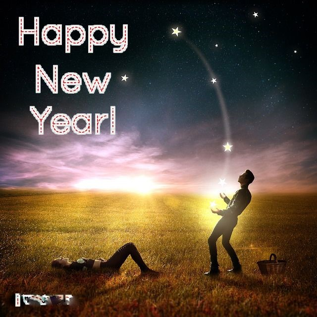 Happy New Year Wallpaper With Quotes: Happy New Year Images New Year 2018 HD Wallpapers New Year