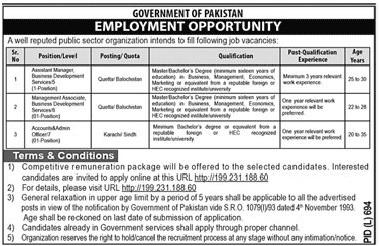 Public Sector Organization Jobs 2020 | Sindh Jobs