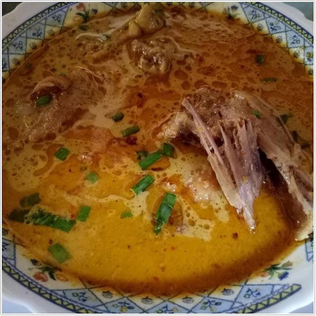 Becek menthok;10 Top Kuliner Kabupaten Tuban