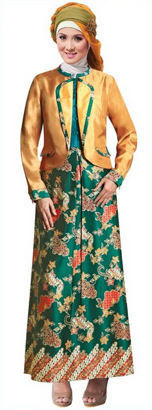 Model Kebaya Muslim Modern Terbaru