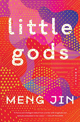 reading, Kindle, Goodreads, fiction, January 2020 books, new releases, reading recommendations, Little Gods, Meng Jin