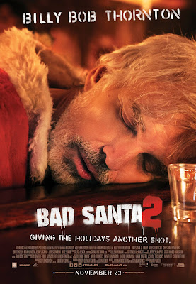 Win Tickets to 'Bad Santa 2!'