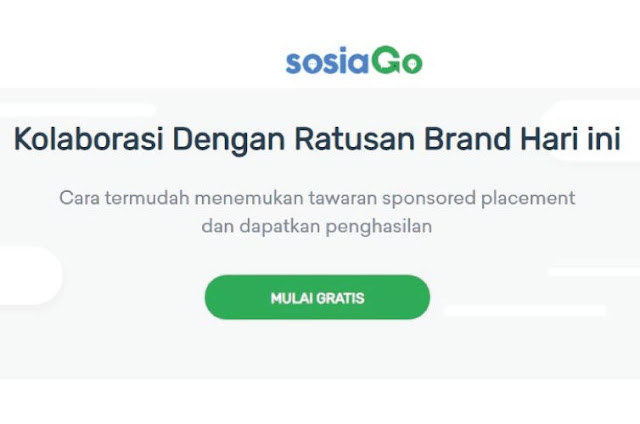 Maksimalkan Income Blog Daftar Campaign di SOSIAGO Influencer Marketing